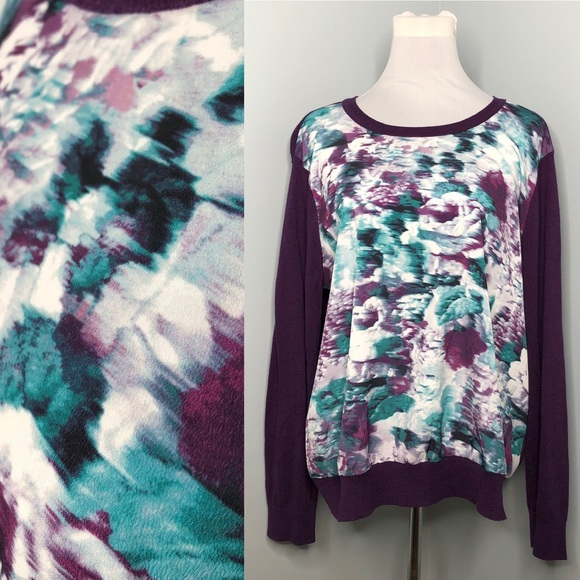 ✨sale✨Northern Reflections Top